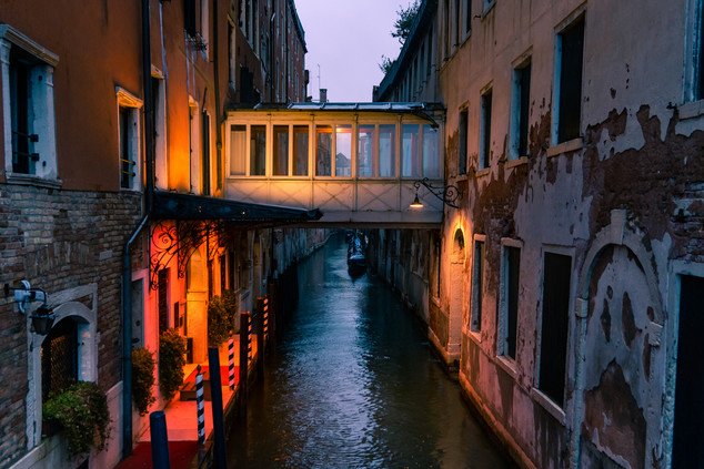 Venice by night © Katharina Sunk