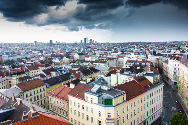 Rainy day in Vienna © Katharina Sunk