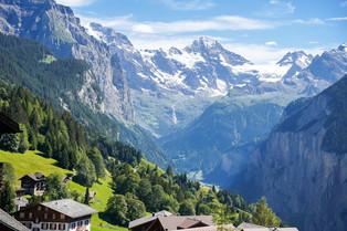 Jungfrauregion © Katharina Sunk