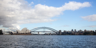 Sydney Harbour © Katharina Sunk