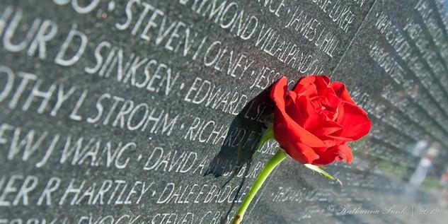Vietnam Veterans Memorial © Katharina Su
