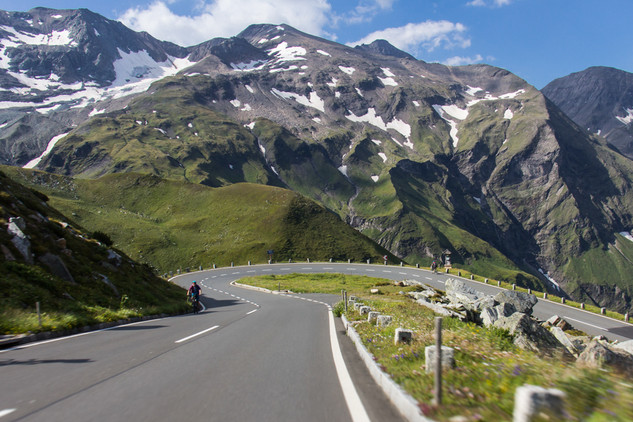 Grossglockner High Alpine Road © Kathari
