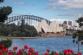 Sydney Opera House © Katharina Sunk