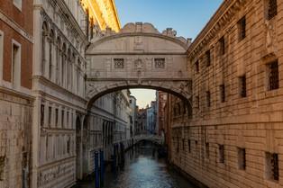 Bridge of Sighs © Katharina Sunk