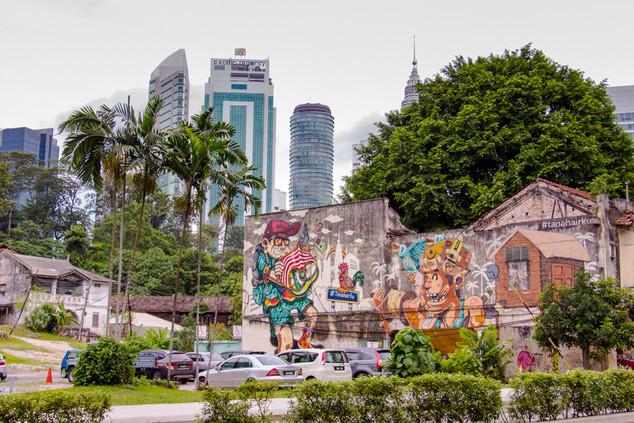 Kuala Lumpur © Katharina Sunk