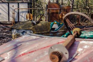 Pripyat amusement park © Katharina Sunk