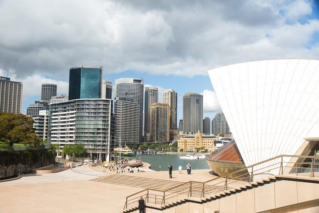 Sydney Opera House© Katharina Sunk
