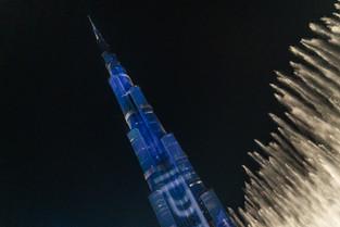 Burj Khalifa © Katharina Sunk