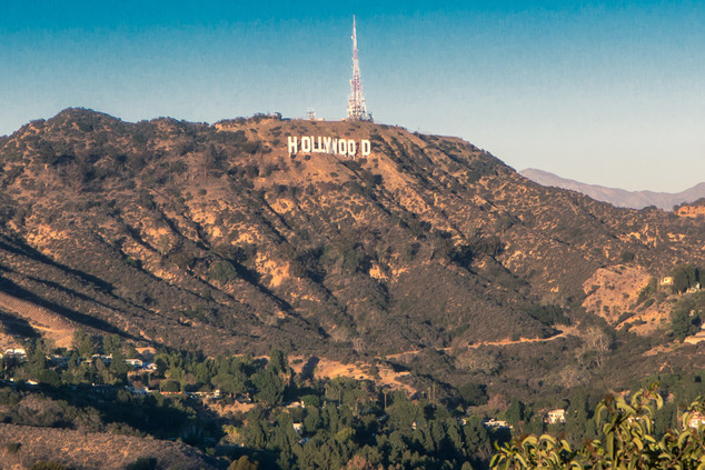 Hollywood Sign © Katharina Sunk