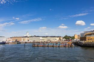 Market Square Helsinki © Katharina Sunk