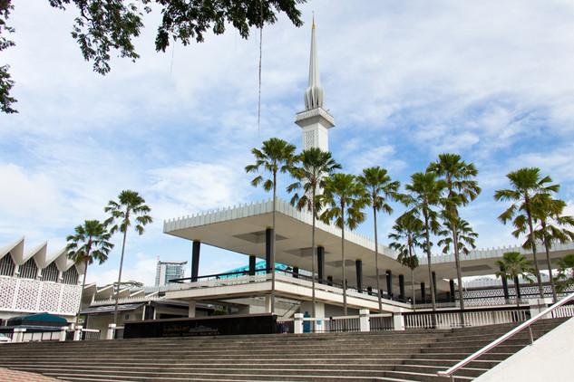 Masjid Negara © Katharina Sunk