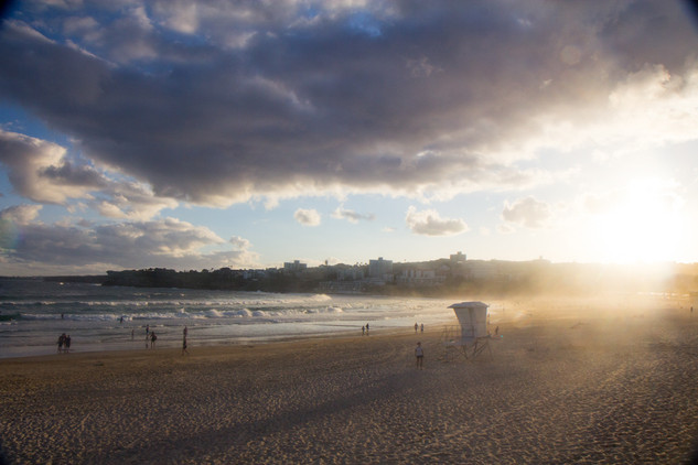 Bondi Beach © Katharina Sunk