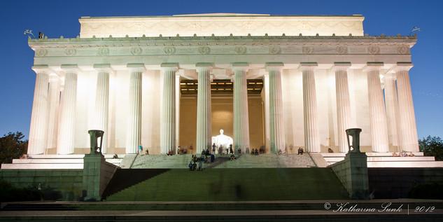Lincoln Memorial © Katharina Sunk