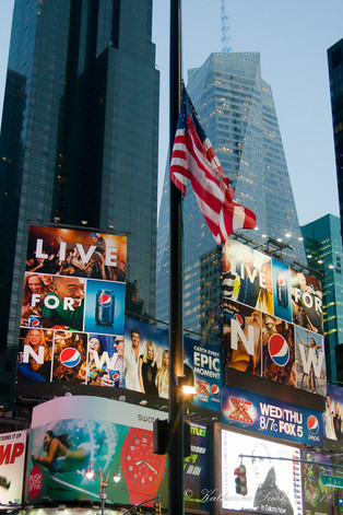 Times Square © Katharina Sunk