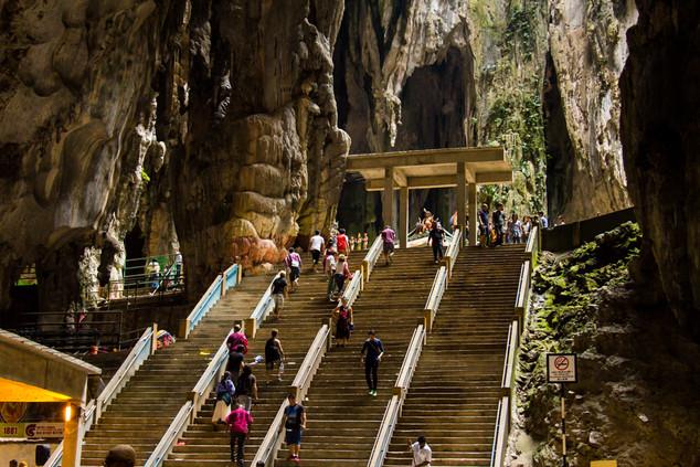 Batu Caves © Katharina Sunk