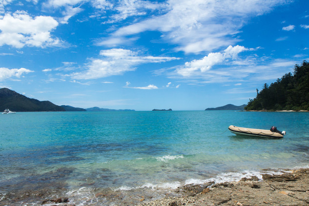 Whitsunday Islands © Katharina Sunk