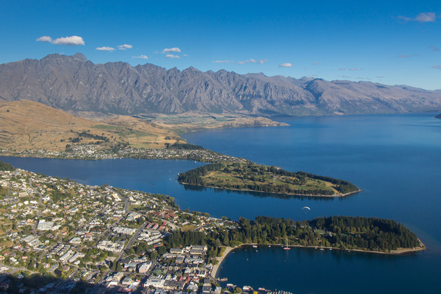 Queenstown © Katharina Sunk