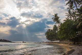 Dalawella Beach © Katharina Sunk