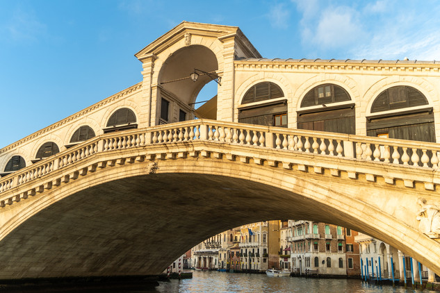 Rialto bridge © Katharina Sunk