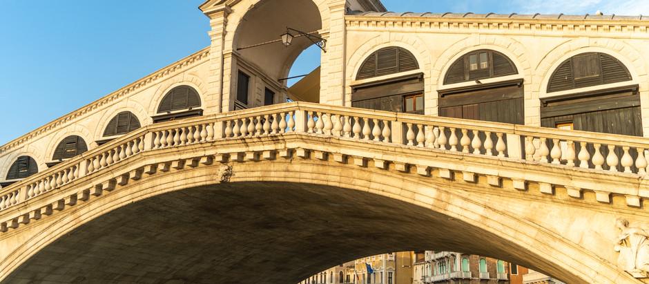 Venedig mit Maske & Abstand, aber ohne Touristenmassen