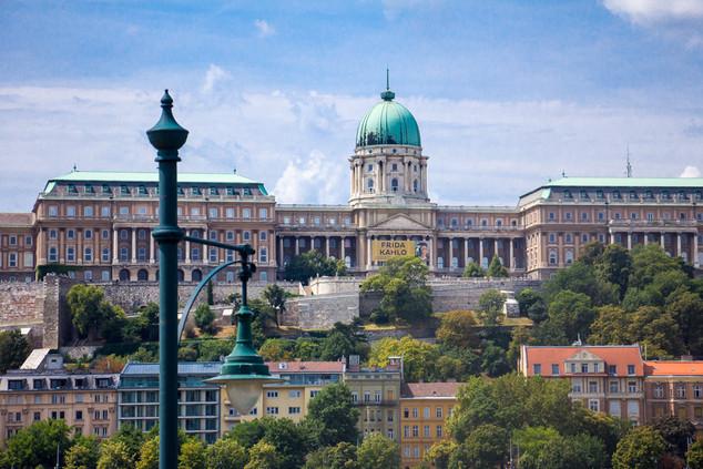 Buda Castle © Katharina Sunk