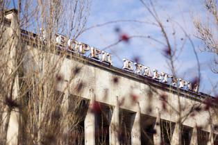 Pripyat © Katharina Sunk