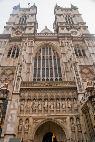 Westminster Abbey © Katharina Sunk