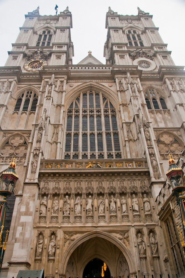 Westminster Abbey © Katharina Sunk