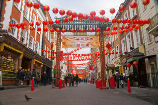 Cinatown London © Katharina Sunk