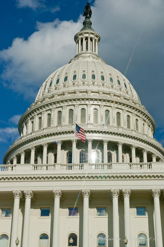 United States Capitol © Katharina Sunk