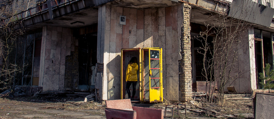 So ist es in Tschernobyl : Antworten auf die wichtigsten Fragen
