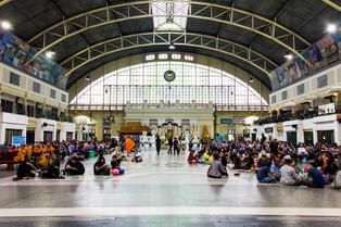 Central Station Bangkok © Katharina Sunk