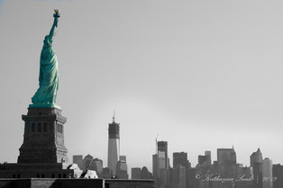 Statue of liberty © Katharina Sunk