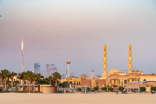 Dubai © Katharina Sunk