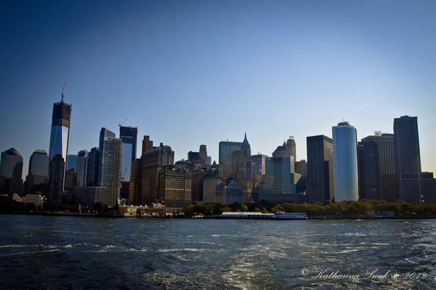 Manhattan © Katharina Sunk