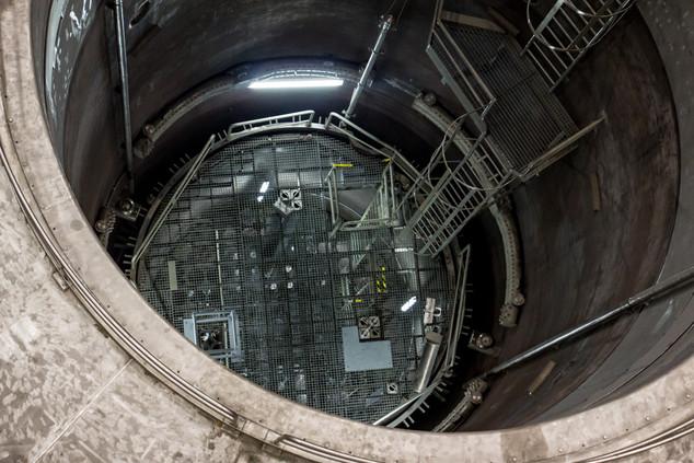 Zwentendorf nuclear power plant © Kathar