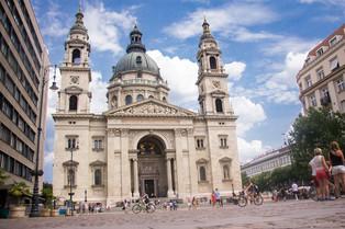 St. Stephen's Basilica Budapest © Kathar