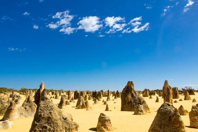 Pinnacles © Katharina Sunk