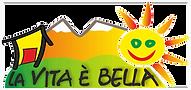 La Vita è Bella - logo cabañas en San Rafael Mendoza