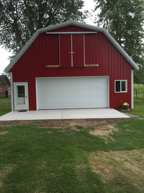 custom garage pole-barns.com