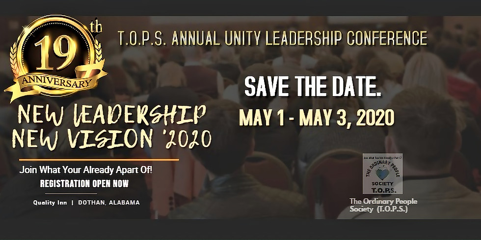 T.O.P.S. Unity Leadership Conference
