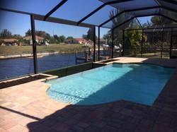 Pool at Villa St. THOMAS