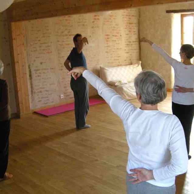 Séminaire Qigong et méditation à la Tour d'Auzay