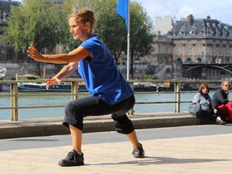 A Paris Plage, le Tai Chi fait le plein !