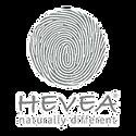 hevea planet grey logo