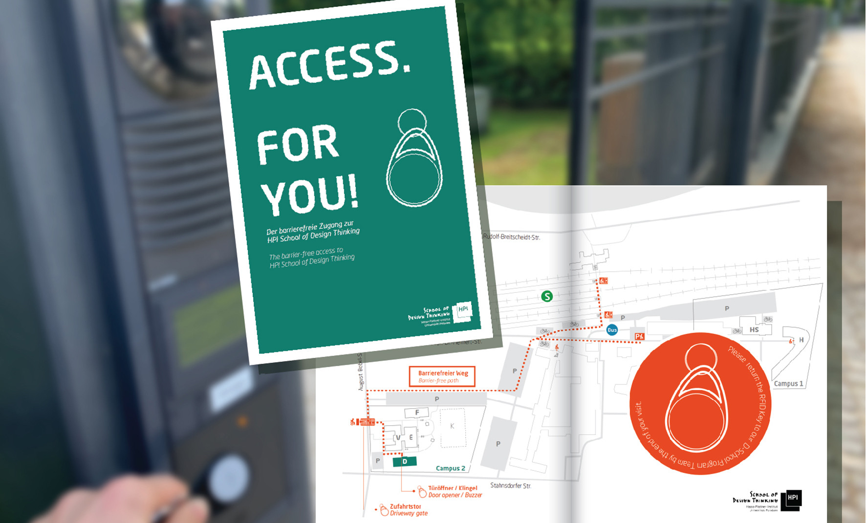 """""""Your Access"""" Card"""