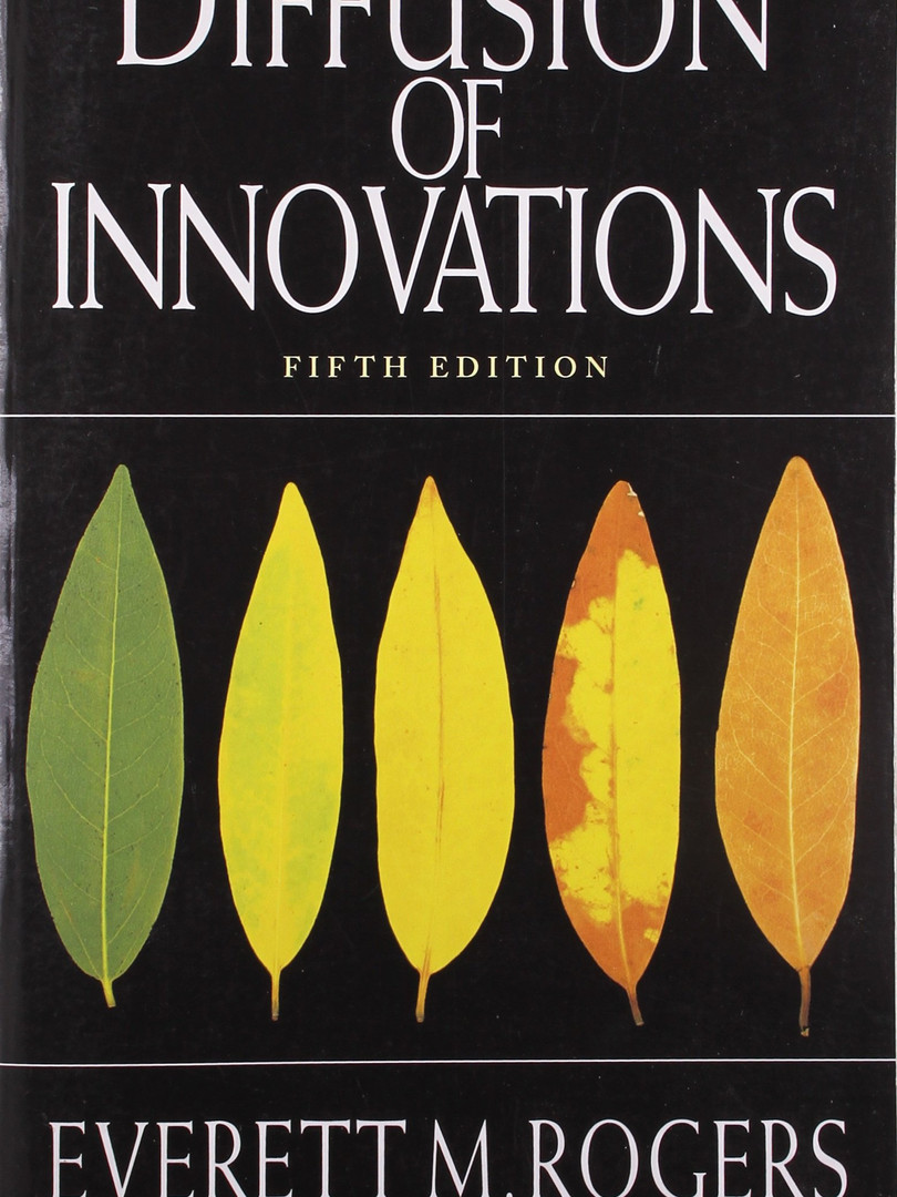 Diffusion of Innovations – Everett M. Rogers