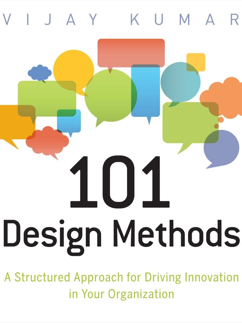 101 Design Methods – Vijay Kumar