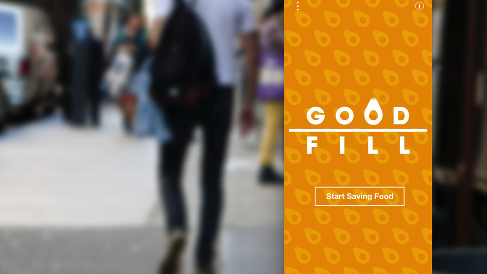 GoodFill App: Getting Started