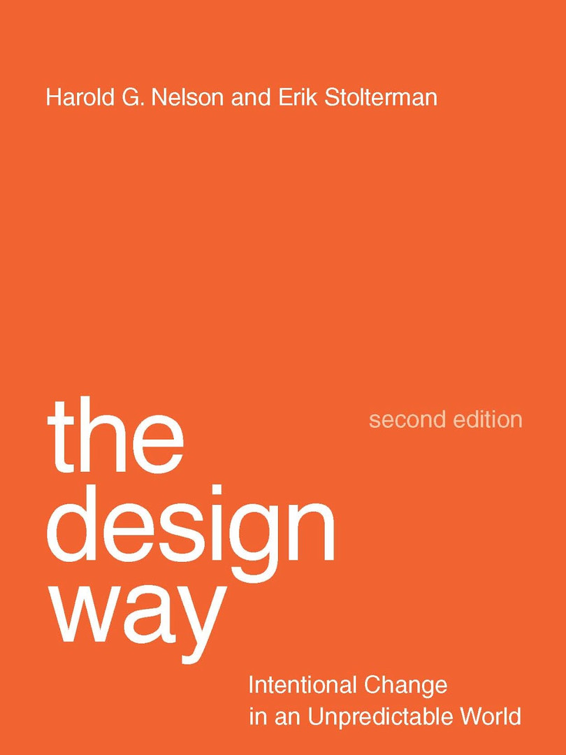 The Design Way – Harold Nelson and Erik Stolterman